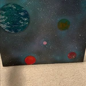 Space Painting!